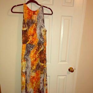 Women H&M maxi dress size 8
